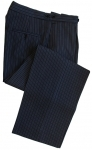 Poly-Wool Morning Stripe Trousers